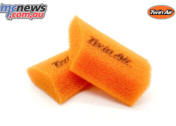 Twin Air Foam Pre-Filters for the KTM 790 and 890 Adventure models