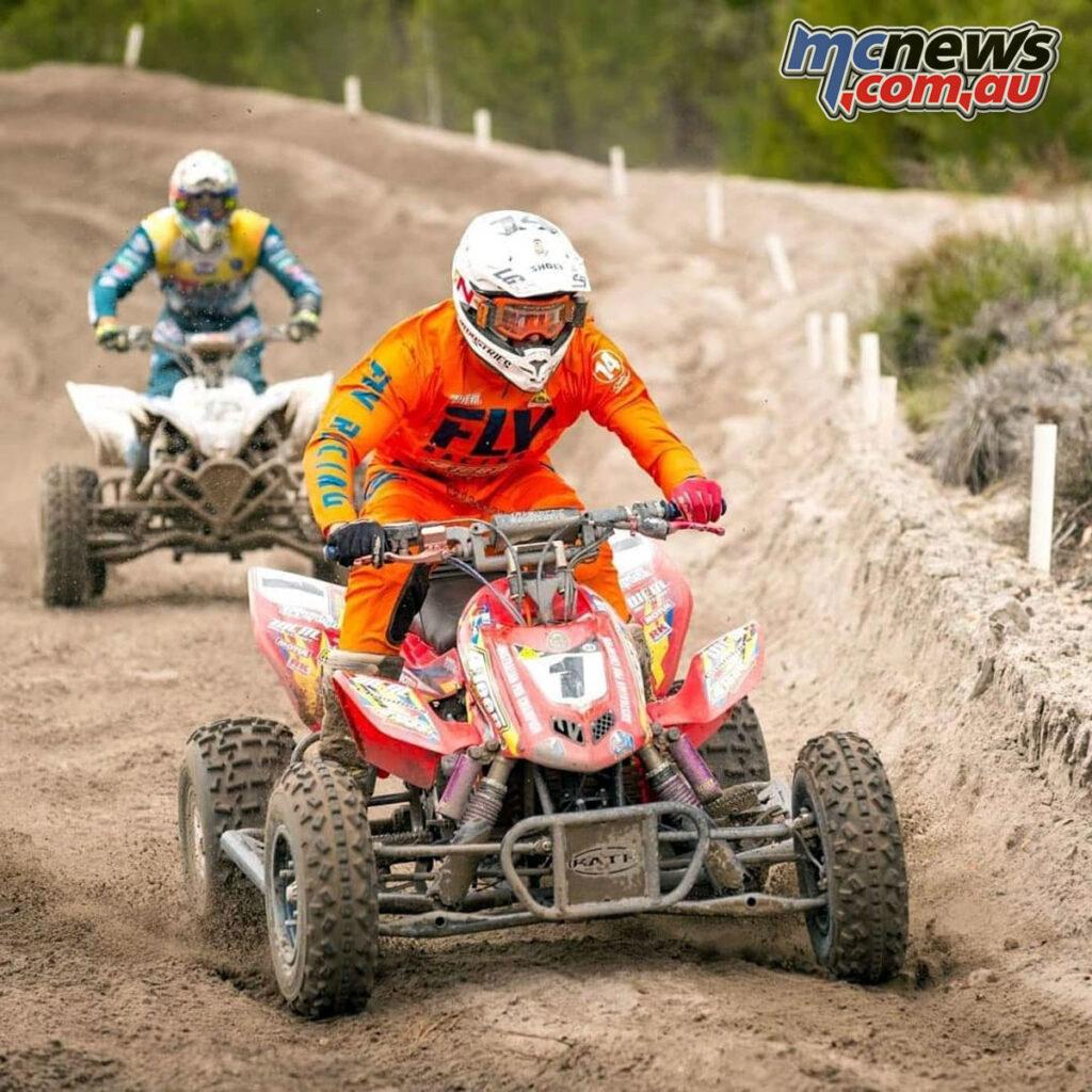 2021 Australian ATV National Championships cancelled