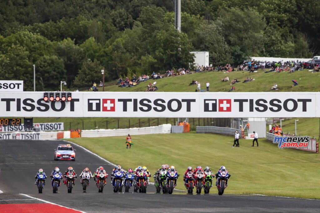 Most held the WorldSBK Round 6 earlier this year and will host the 8 Hours of Most which will be held Saturday 9 October