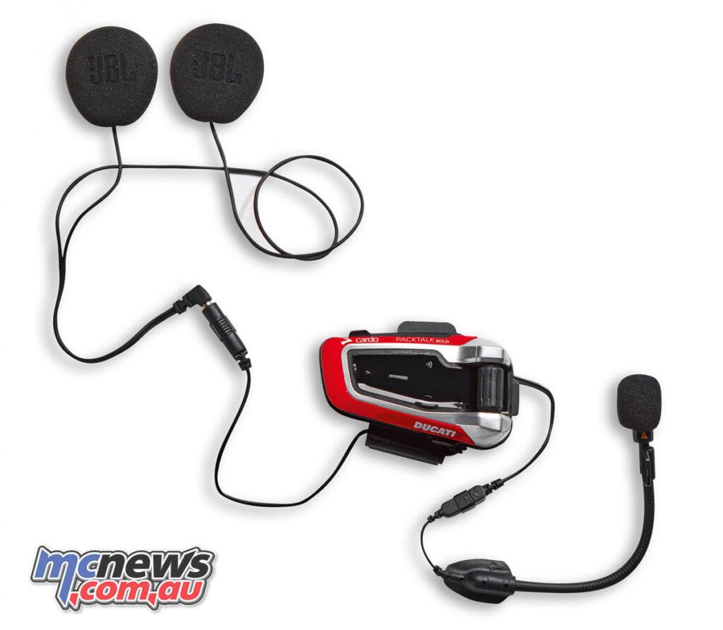 Ducati Communication System