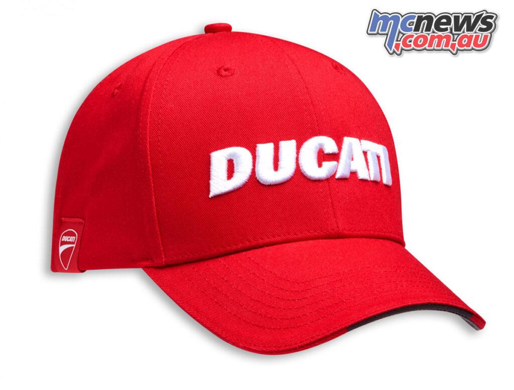 Ducati Company Cap