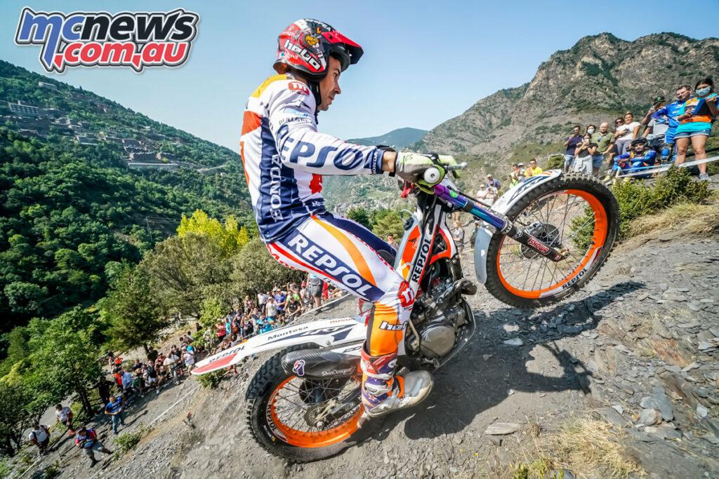 Toni Bou - Andorra TrialGP 2021