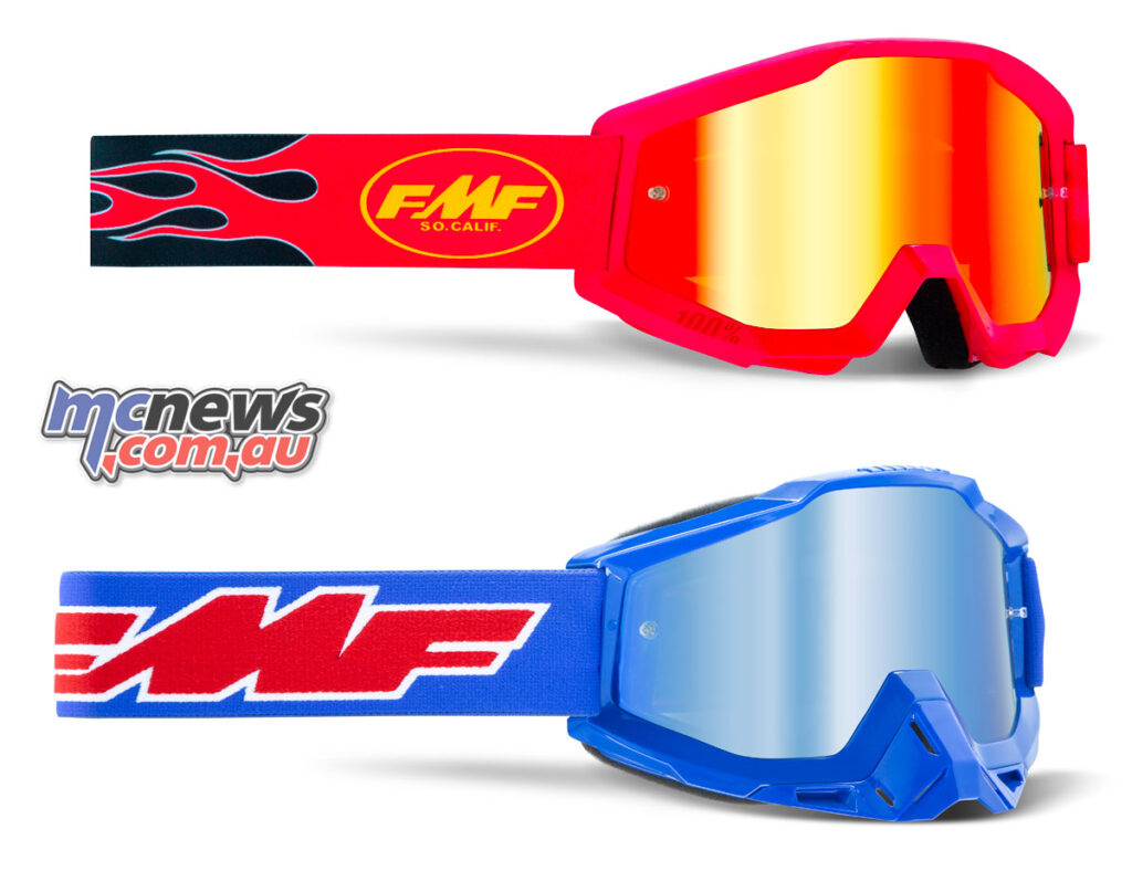 FMF Vision goggles