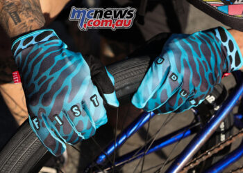 Fist Tiger Shark - Todd Waters Red Label Gloves