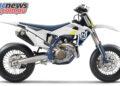 FS 450 supermoto updates for 2022