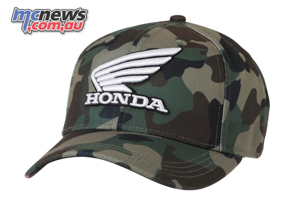 Honda Icon Cap