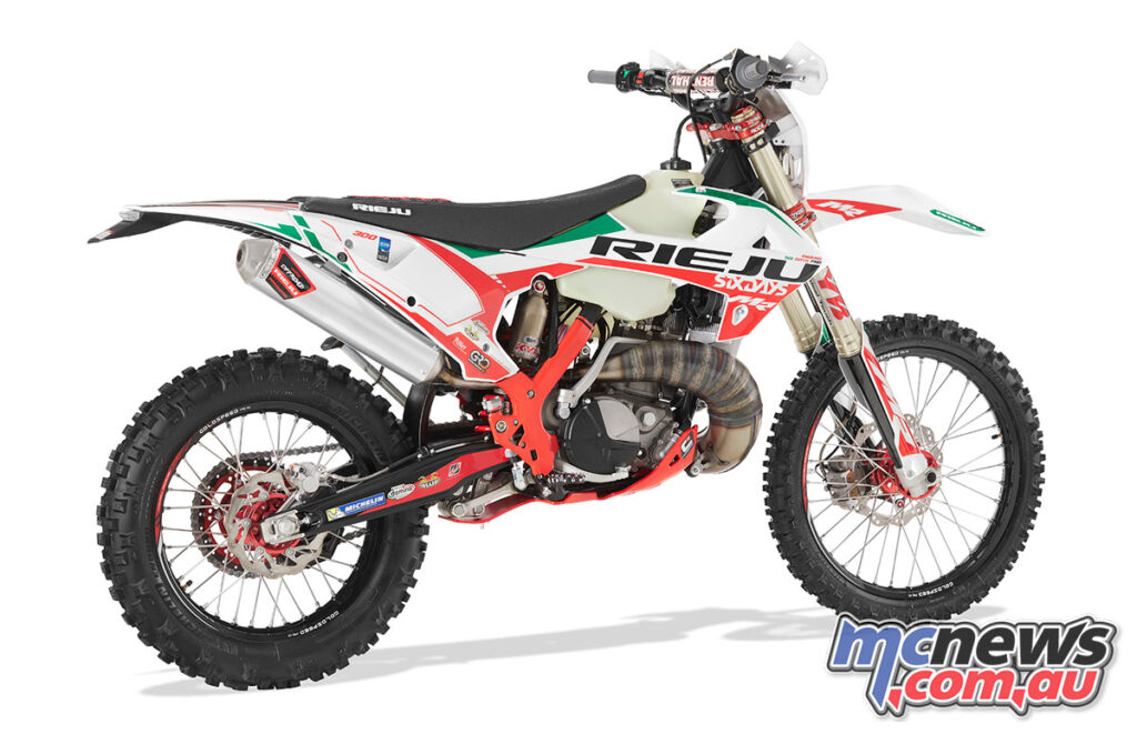 Rieju MR 300 Six Days Italia Special Edition