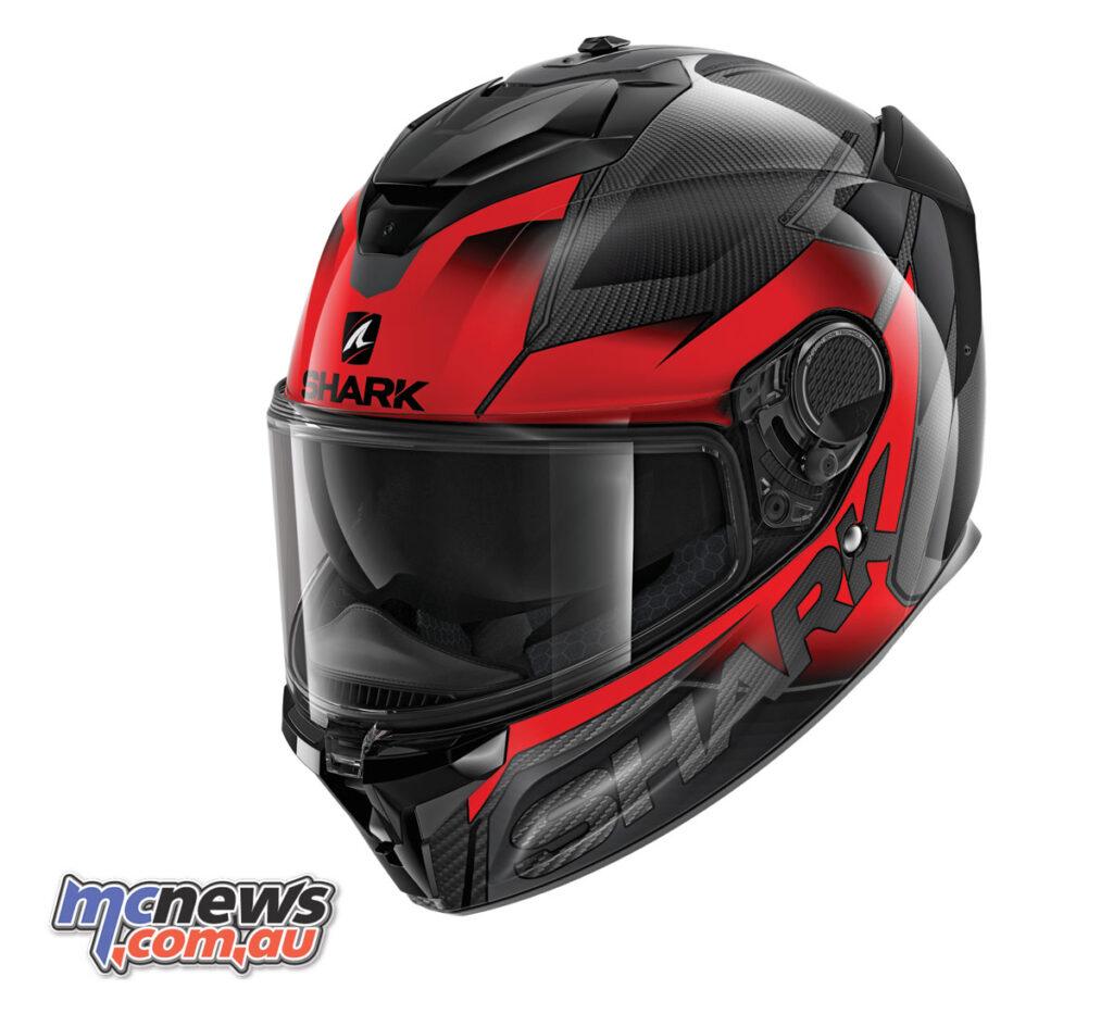 Shark Spartan GT Carbon Helmet