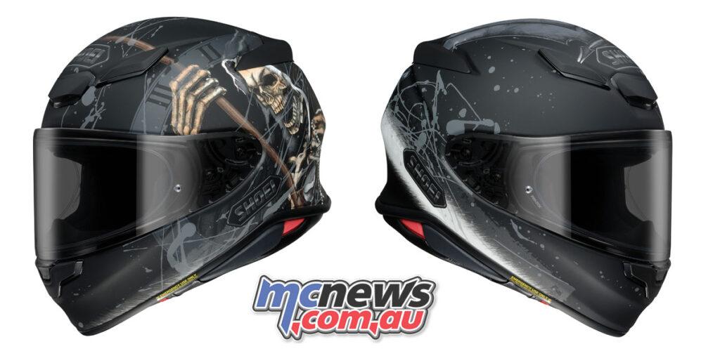 Shoei NXR2 - Faust TC5