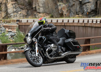 2021 BMW R 18 Transcontinental Review