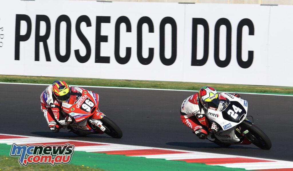 Ivan Ortola - Junior Moto3 Repsol CEV Round 7 - Misano
