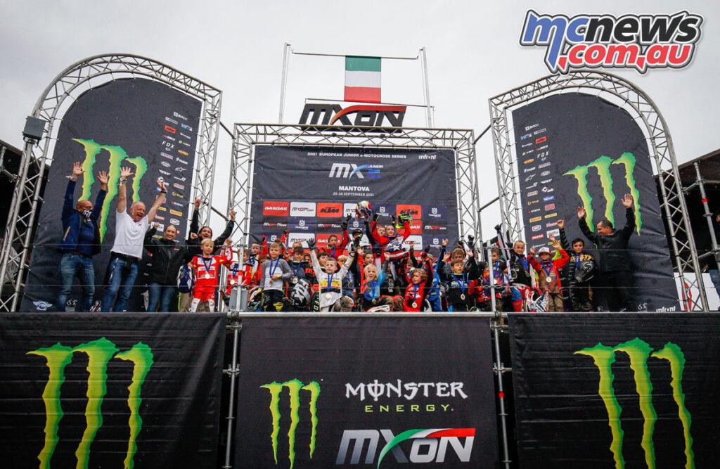 European Junior e-Motocross