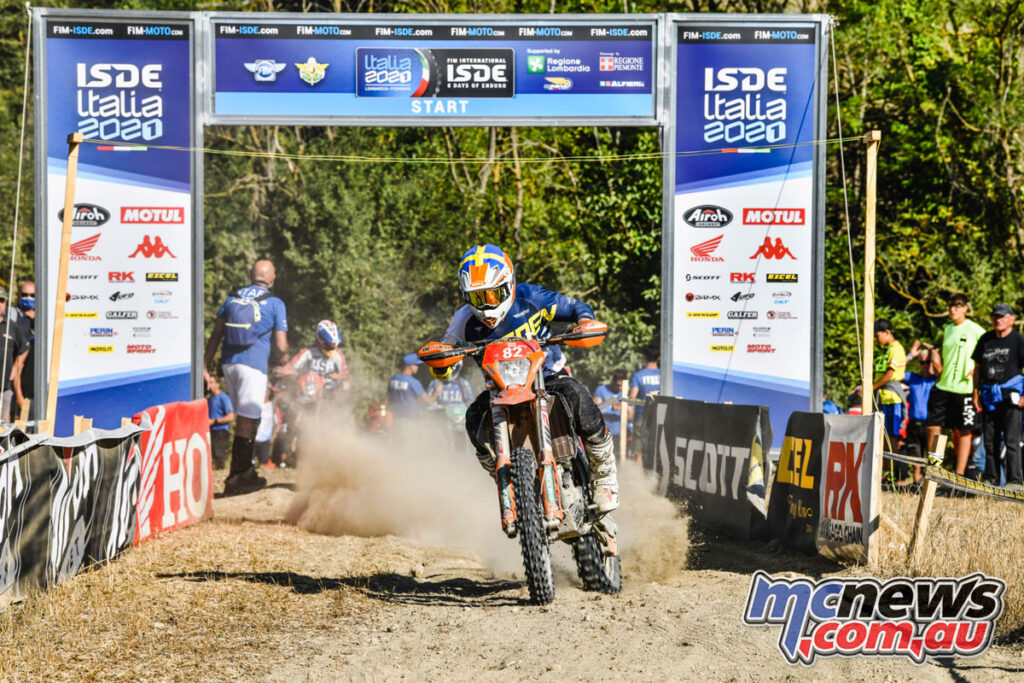 2021 ISDE Day 3