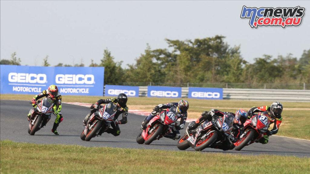 Tommaso Marcon was dominant in Race 2
