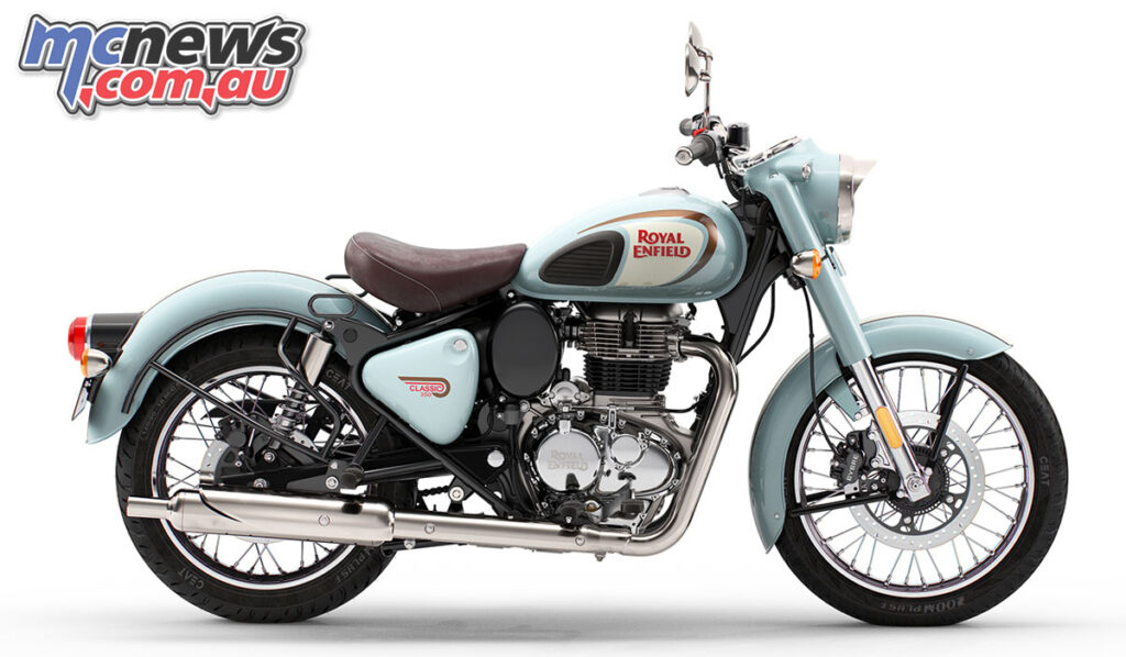Classic 350 Halycon Grey