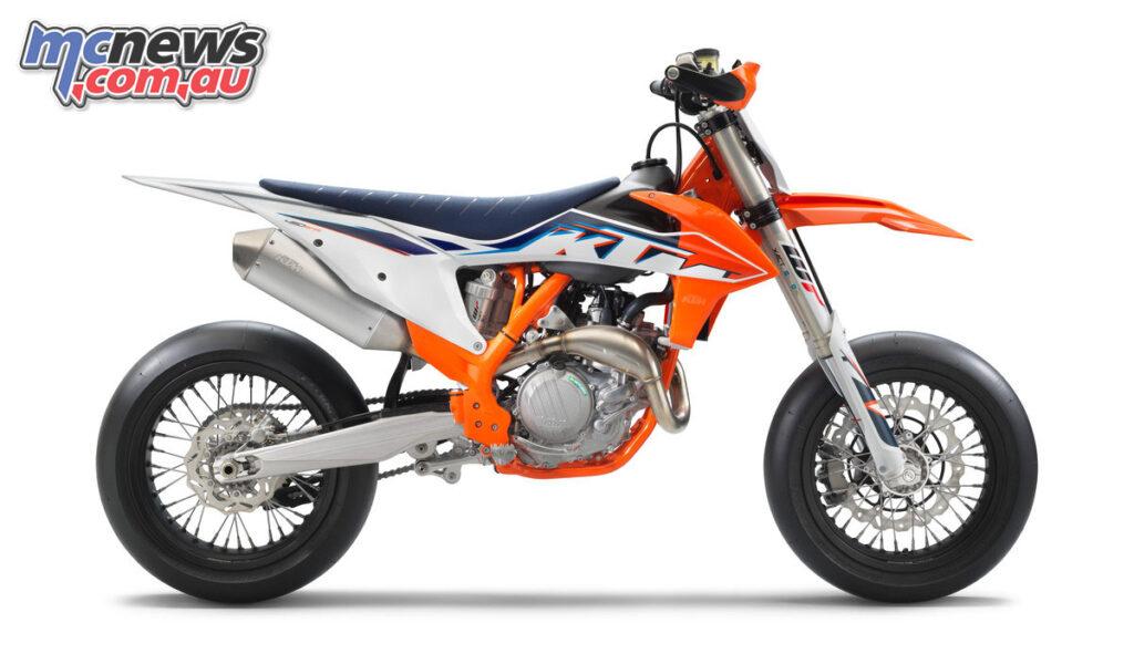 2022 KTM 450 SMR