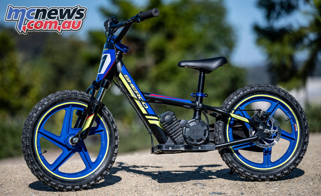 Sherco EB16 Factory edition revealed