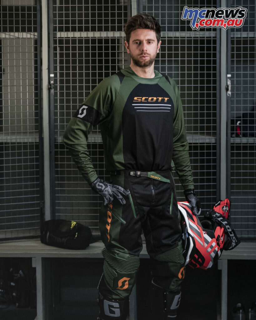 Scott X-Plore Gear