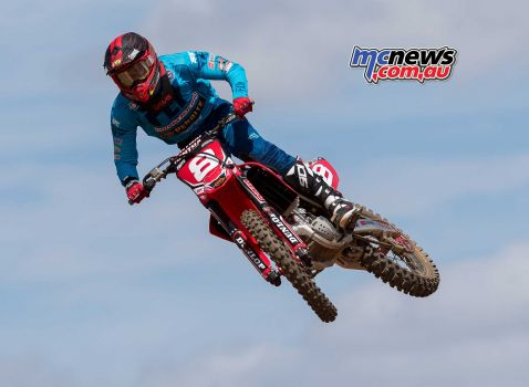 Gavin Faith and the AMA Arenacross Championship head to Ohio this weekend