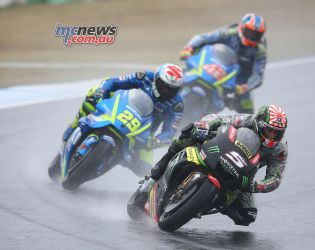 Johann Zarco rode to eighth last year and took Pole in 2017 at Motegi