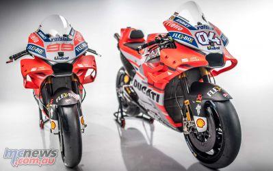 2018 Ducati Desmosedici GP