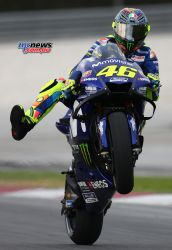 Valentino Rossi - 2018 - Image by AJRN