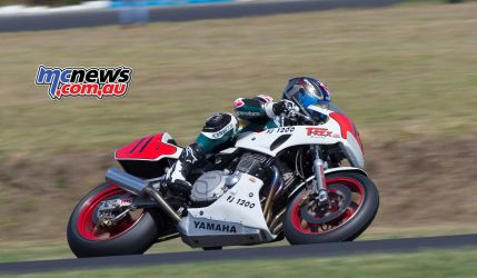 Troy Corser - Image by TBG Photography