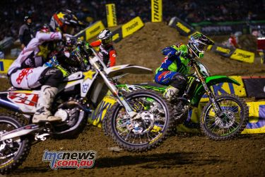 Anderson and Tomac - Image by Hoppenworld