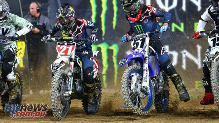 AMA Supercross 2018 - Round Six - San Diego - 450 SX Main