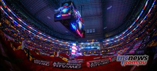 AMA SX 2018 - Round 7 - Arlington