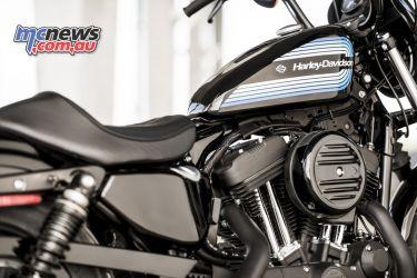 2018 Harley Davidson XL1200NS IRON