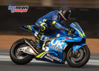 Andrea Iannone - Image by AJRN