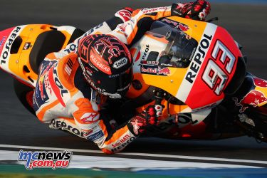 Marc Marquez – Image by AJRN