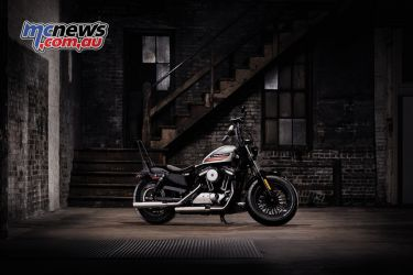 HARLEY-DAVIDSON FORTY-EIGHT SPECIAL 020