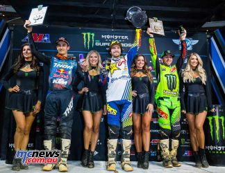 Atlanta Triple Crown - 450 Overall Results Jason Anderson - (2-1-4) 2. Marvin Musquin (4-5-1) 3. Eli Tomac (5-3-2)
