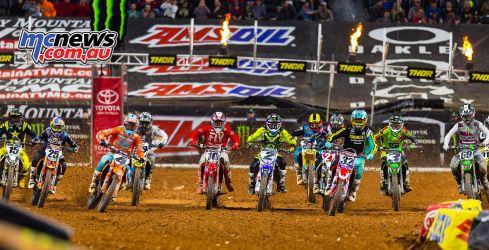 AMA Supercross - Atlanta
