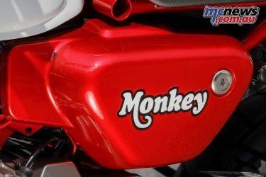 The Honda Monkey returns with a 125cc powerplant