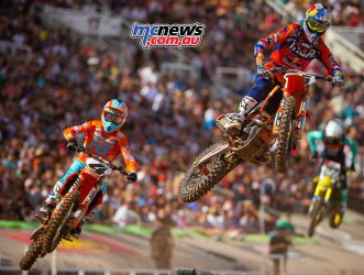 Musquin made light work of Baggett and from there was never headed