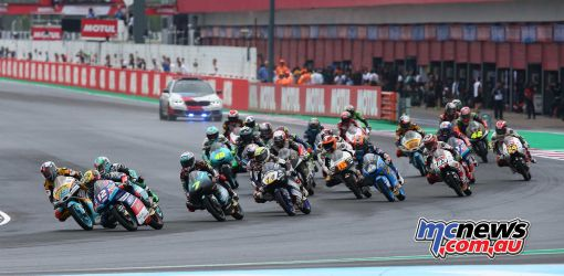 Moto3 - Argentina 2018 - Image by AJRN