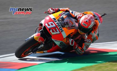 Marc Marquez holds the strongest record at COTA