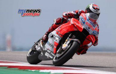 Circuit of the Americas MotoGP - Round 3 - Jorge Lorenzo