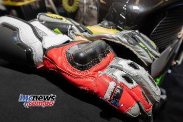 ASBK Rnd HV TBG Czaj Gloves TBG