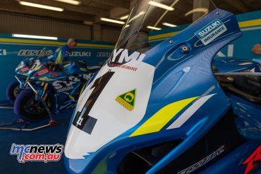 ASBK Rnd HV TBG Suzuki TBG