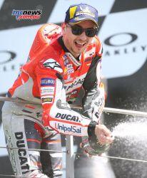 Mugello MotoGP - Jorge Lorenzo - Image by AJRN