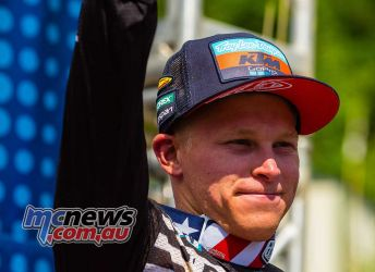 AMA MX Alex Martin Podium MX JK SpringCreek