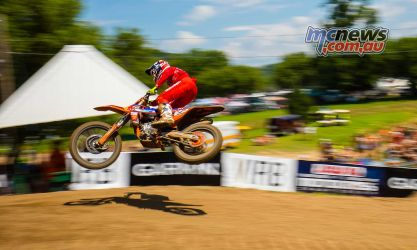 AMA MX McElrath MX JK SpringCreek