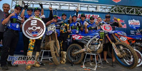 AMA MX Plessinger Cooper Podium MX JK SpringCreek