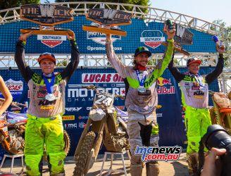 AMA Motocross 2018 - Round 6 Southwick - 250 Podium