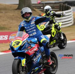 BSB Brands Hatch Billy Wins ImageDYeomans