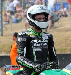BSB Brands Hatch Bryan Staring about to go ImageDYeomans
